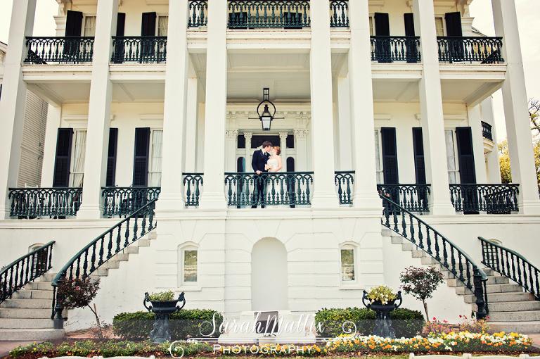 Nottoway Plantation Wedding Photographer