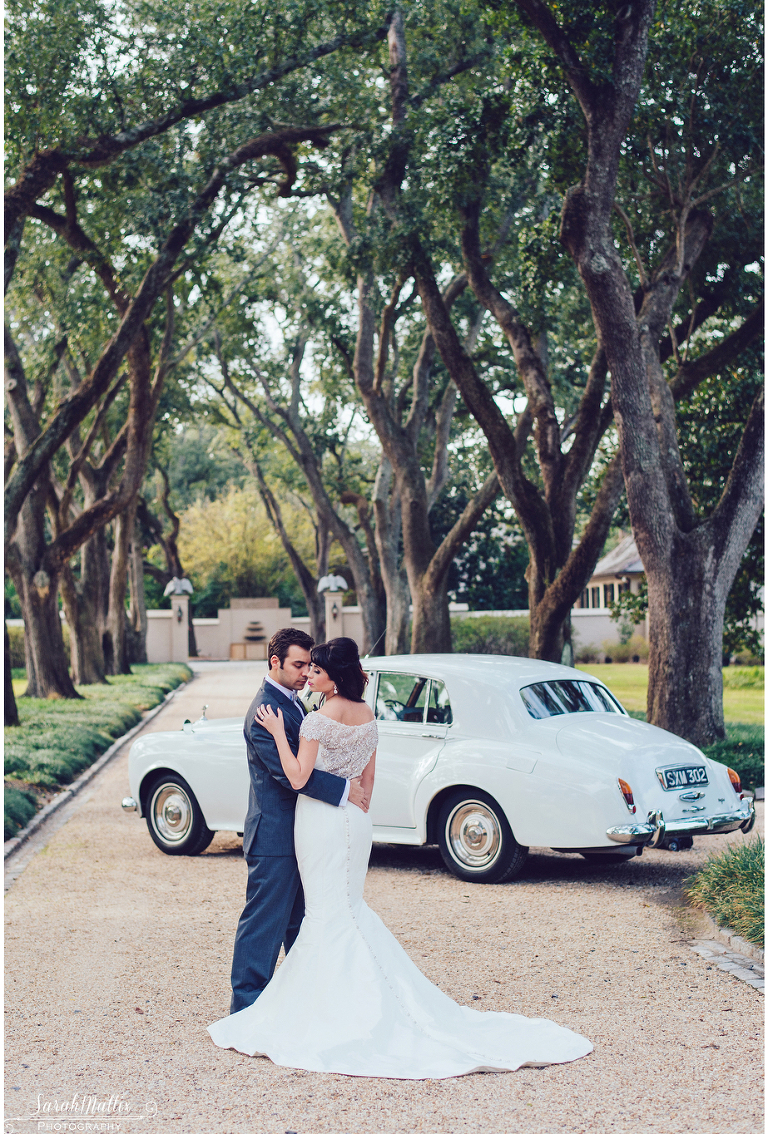 Attractive Longue Vue House And Gardens Wedding Photographer In New Orleans, Louisiana
