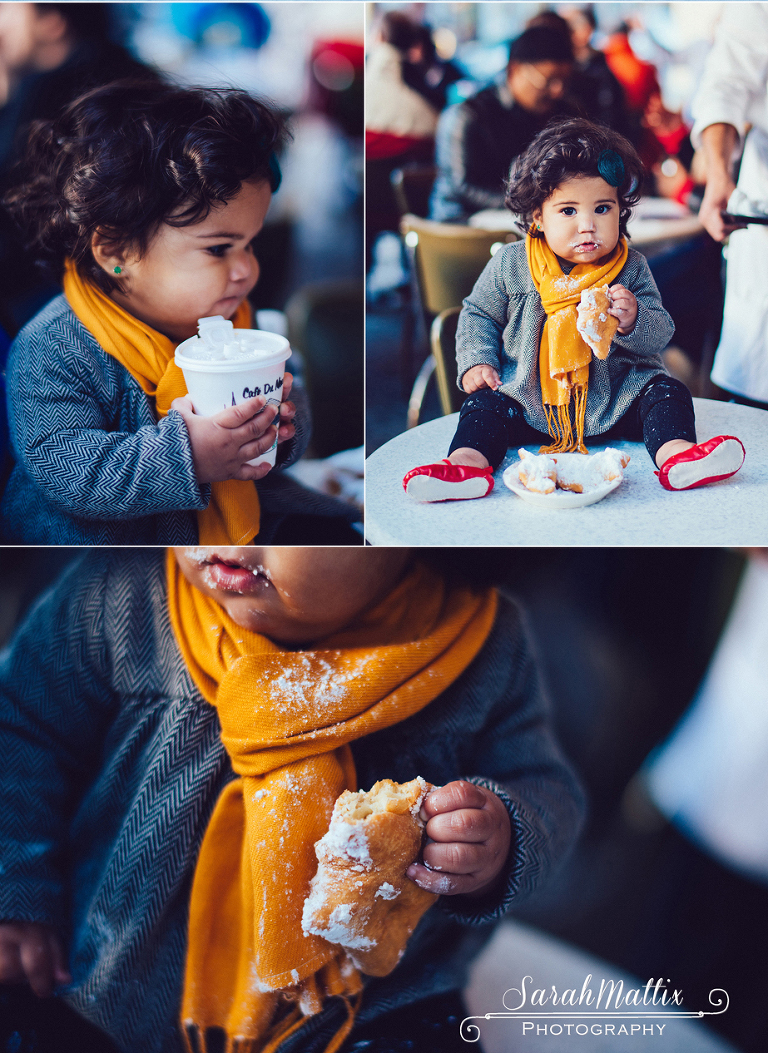 New Orleans baby photographer Desi's 1 year session ...