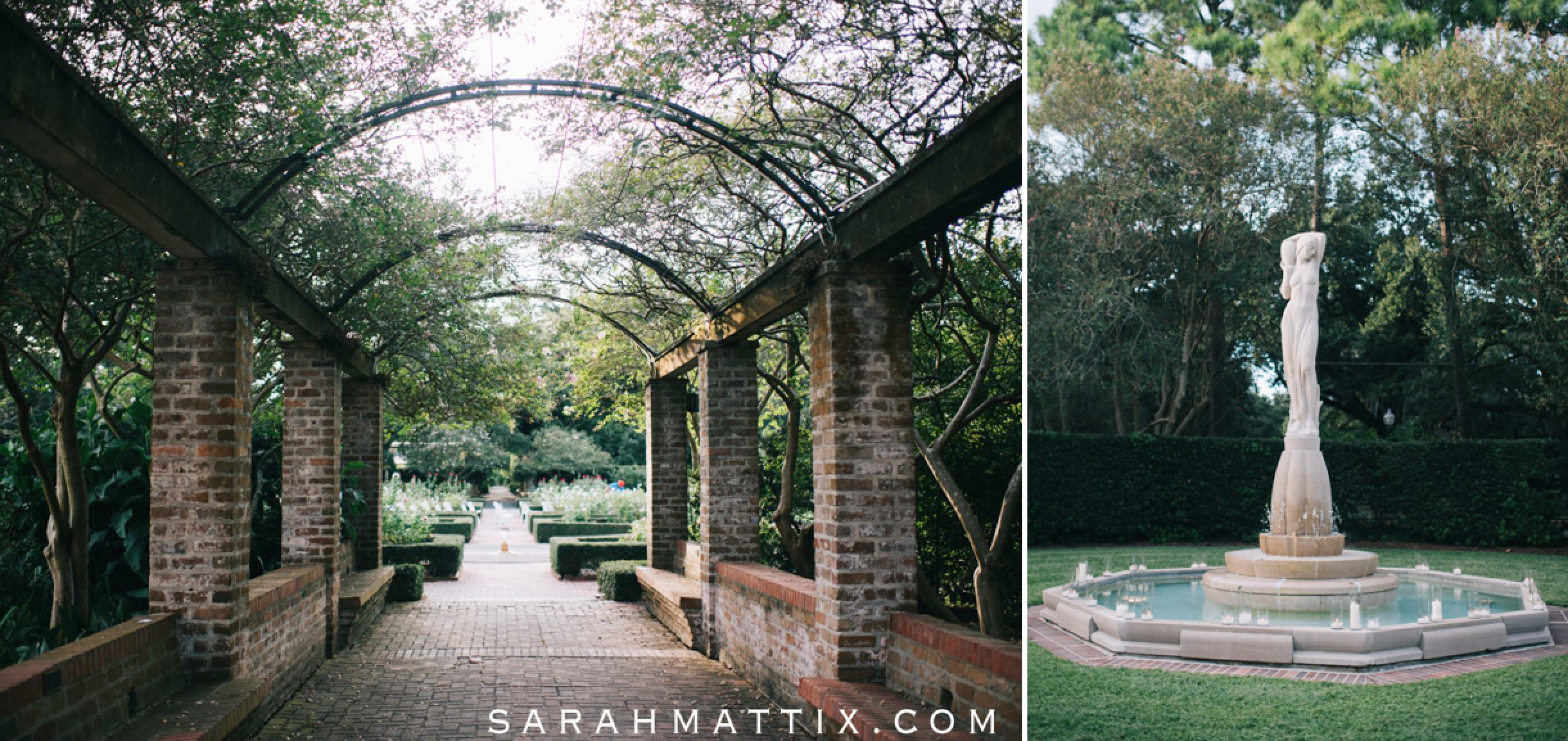 Lauren Cage New Orleans Botanical Garden Wedding New Orleans Wedding Photographer Sarah